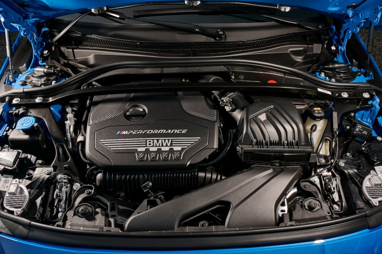 motor novo bmw 118i serie 1