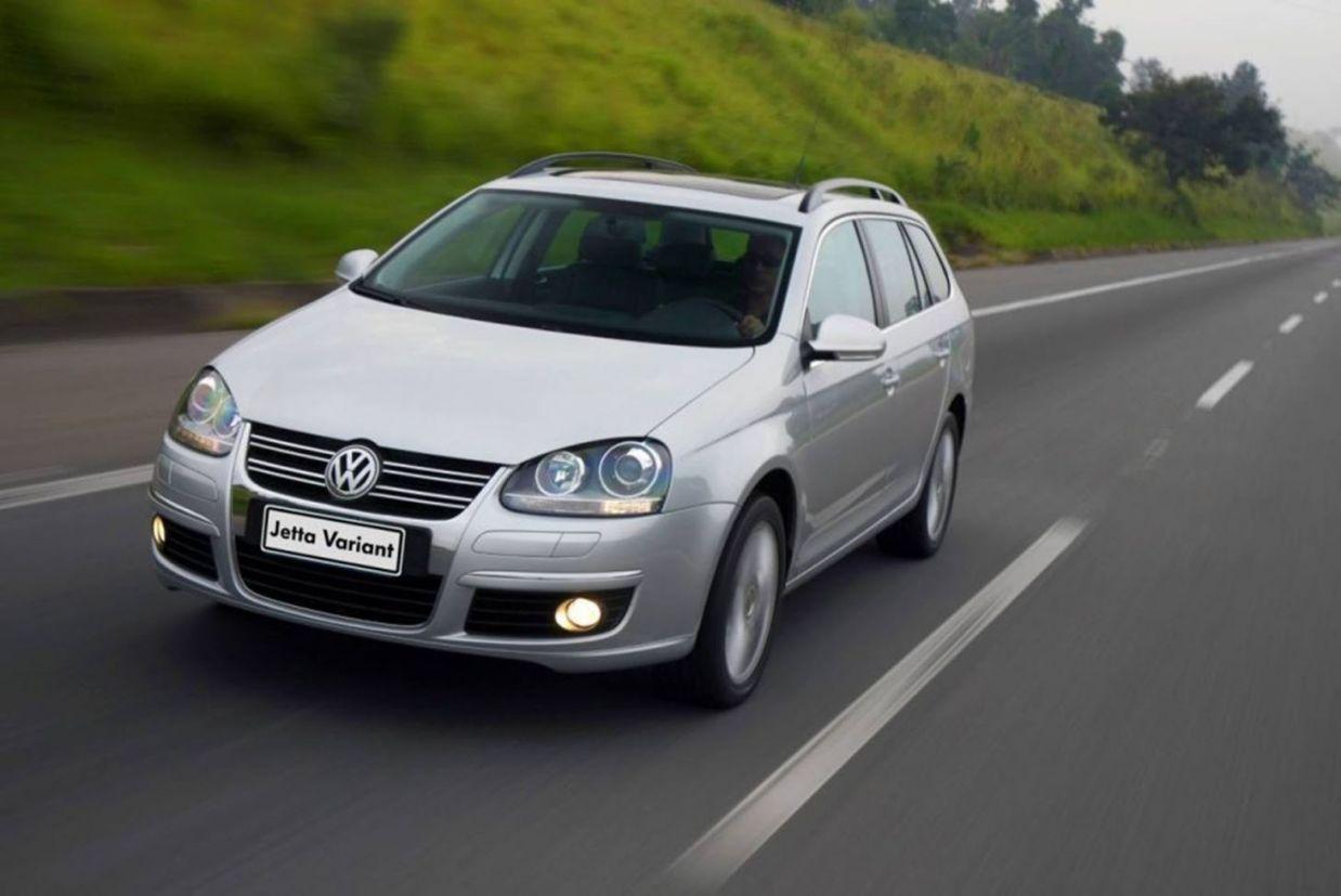 vw-jetta-variant-2009 10 carros usados bons para PcD na faixa de R$ 30 mil