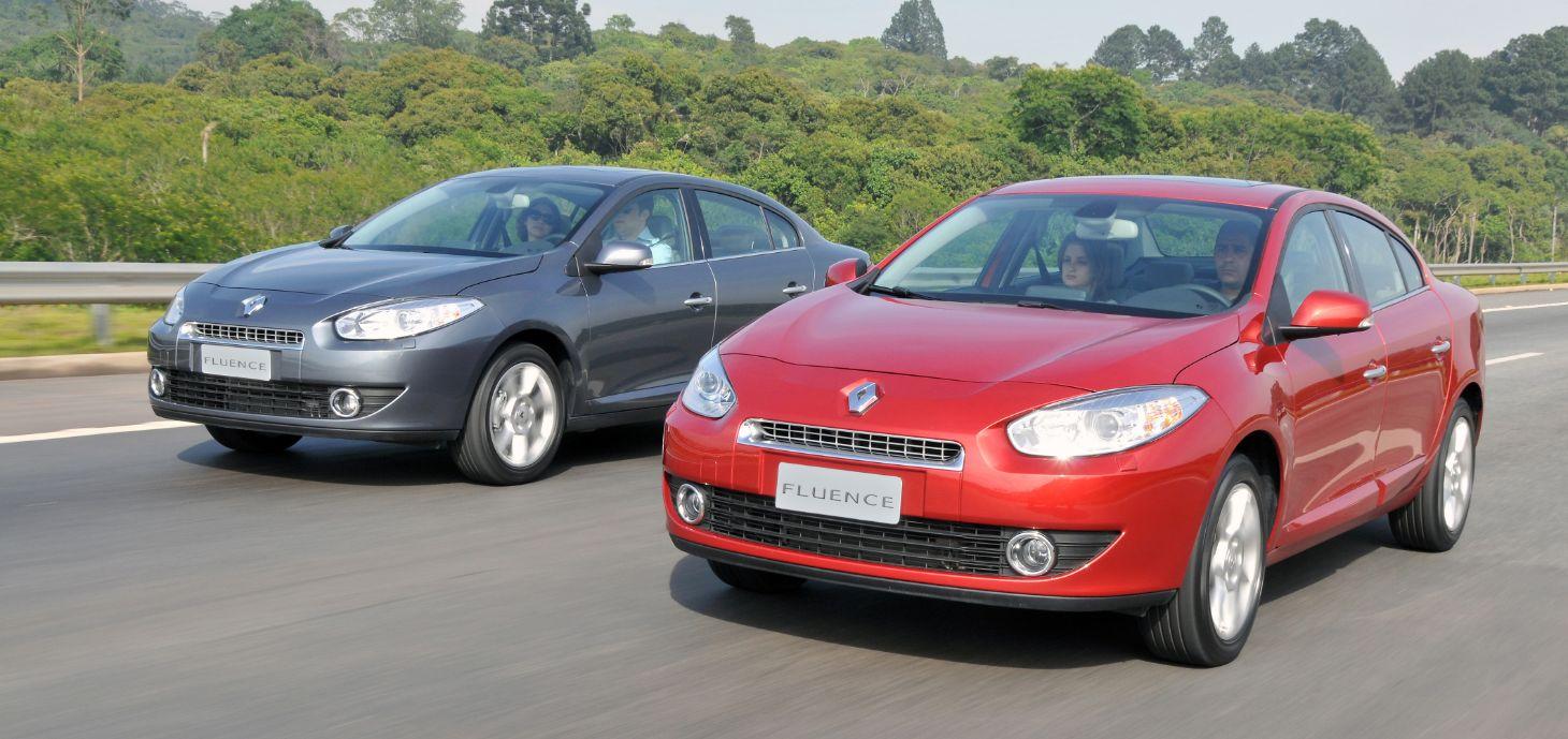 novo_renault_fluence_privilege 10 carros usados bons para PcD na faixa de R$ 30 mil