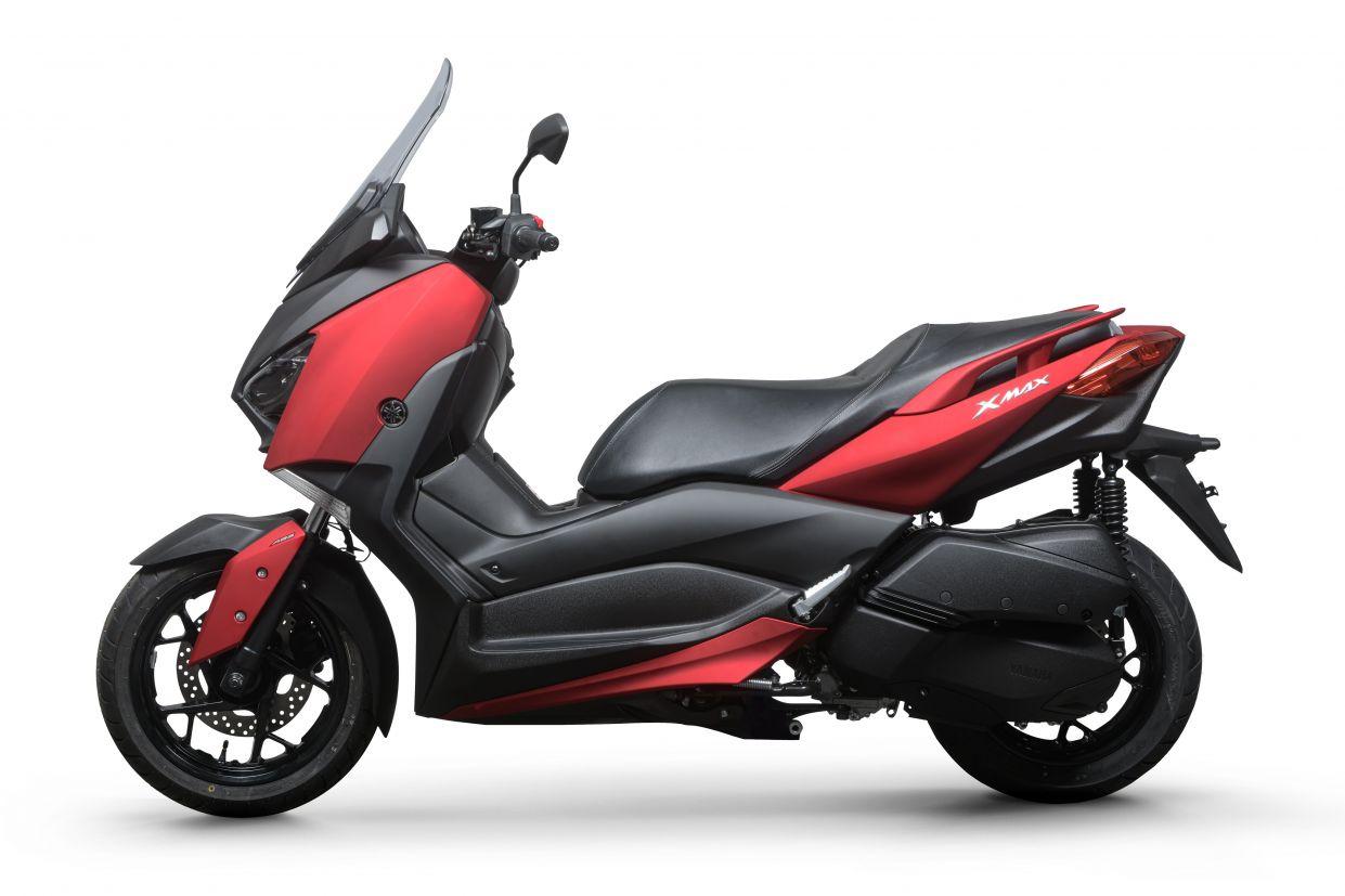 O novo scooter Yamaha XMAX tem preço de R$ 22 mil para compradores que apreciam a agilidade da categoria, mas também querem desempenho.