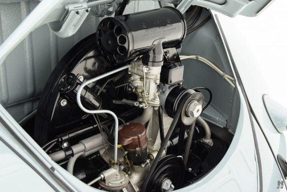 Motor Fusca 1949