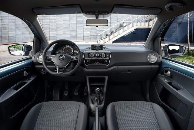 interior volkswagen up 2018