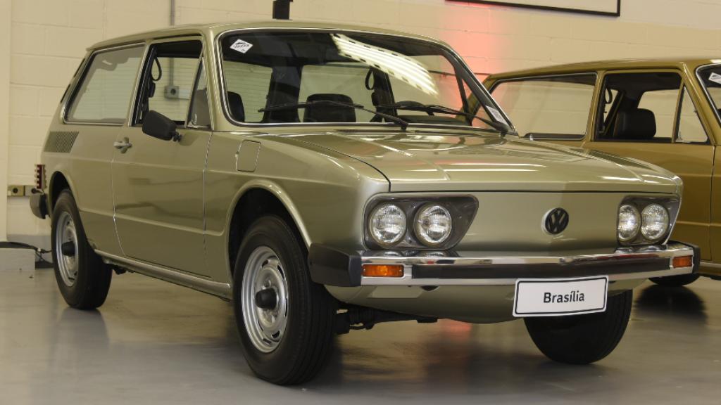 garagem-vw-volkswagen-brasilia-1981 Você sabia disso? Carros da Volkswagen clássicos estão em garagem secreta...
