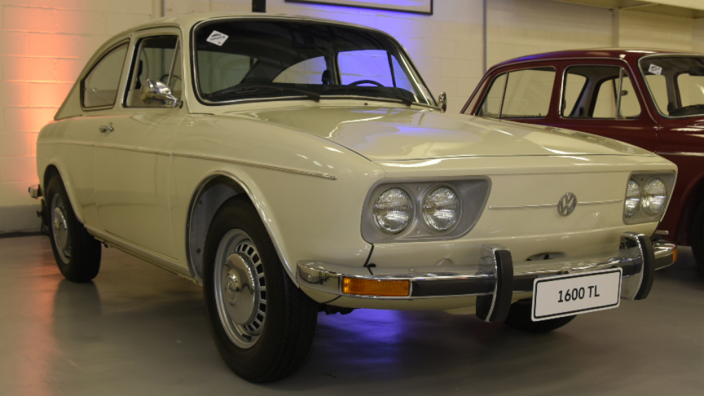 garagem vw volkswagen 1600 tl 1972