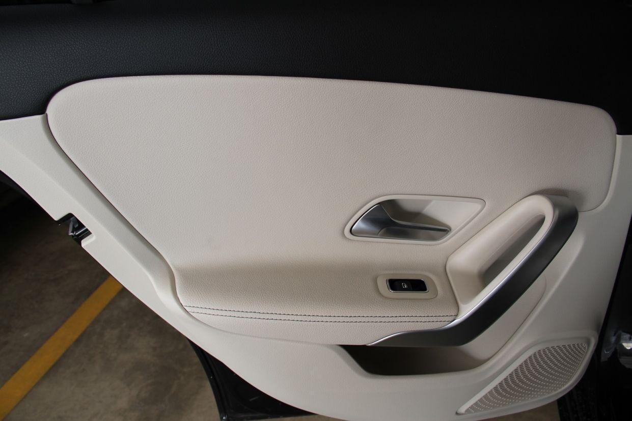 Mercedes-Benz A200 Sedan - foto Alexandre Carneiro