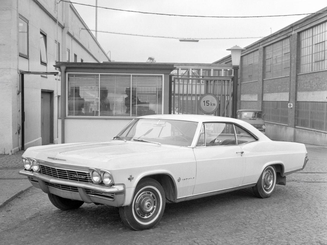 chevrolet impala nomes carros
