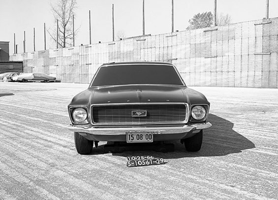 perua do ford mustang sation wagon prototipo 1966 1