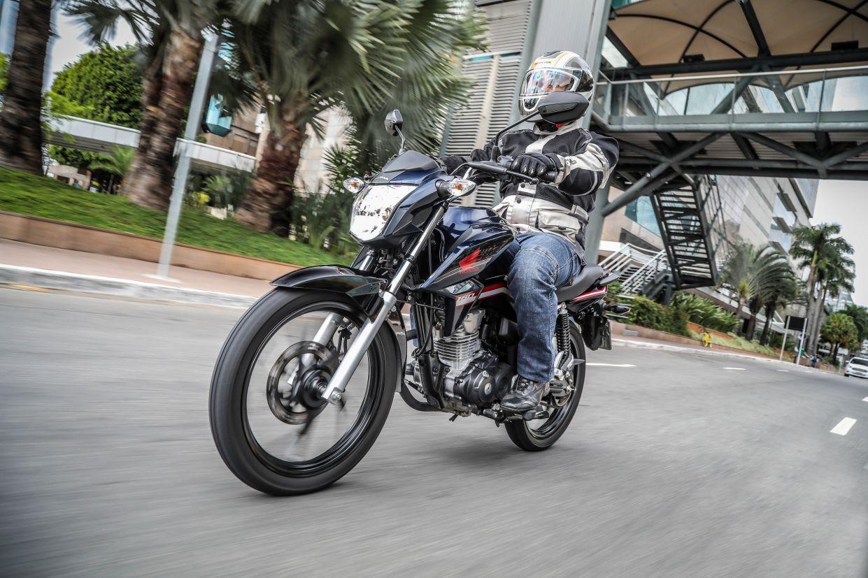 honda cg 160 titan: líder entre as motos mais vendidas em 2019