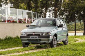 Fiat Uno, a história: Mille, era Palio e fim de produção