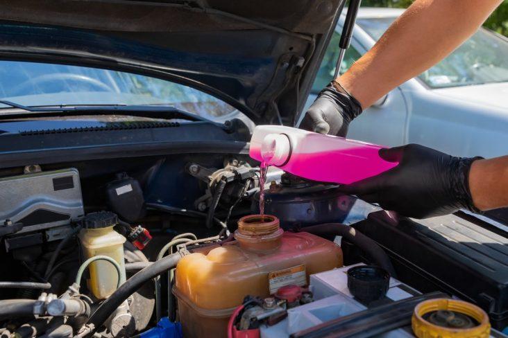 Existem muitas duvidas em volta da manutenção do líquido de arrefecimento