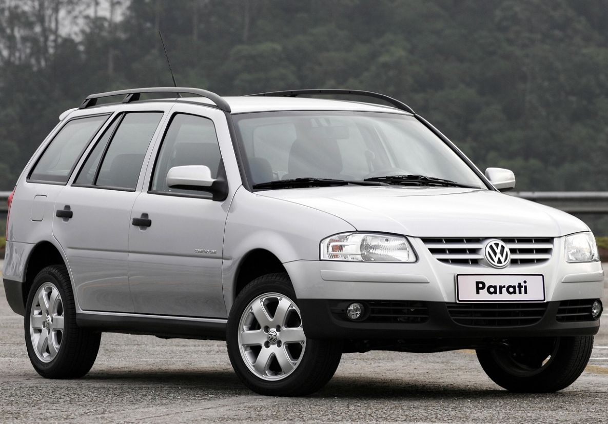 vw-parati-2005 De Vemaguet a Parati: as 10 peruas mais icônicas do Brasil