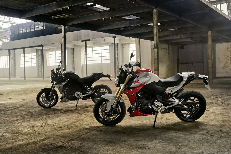 BMW F 900 R e BMW F 900 XR