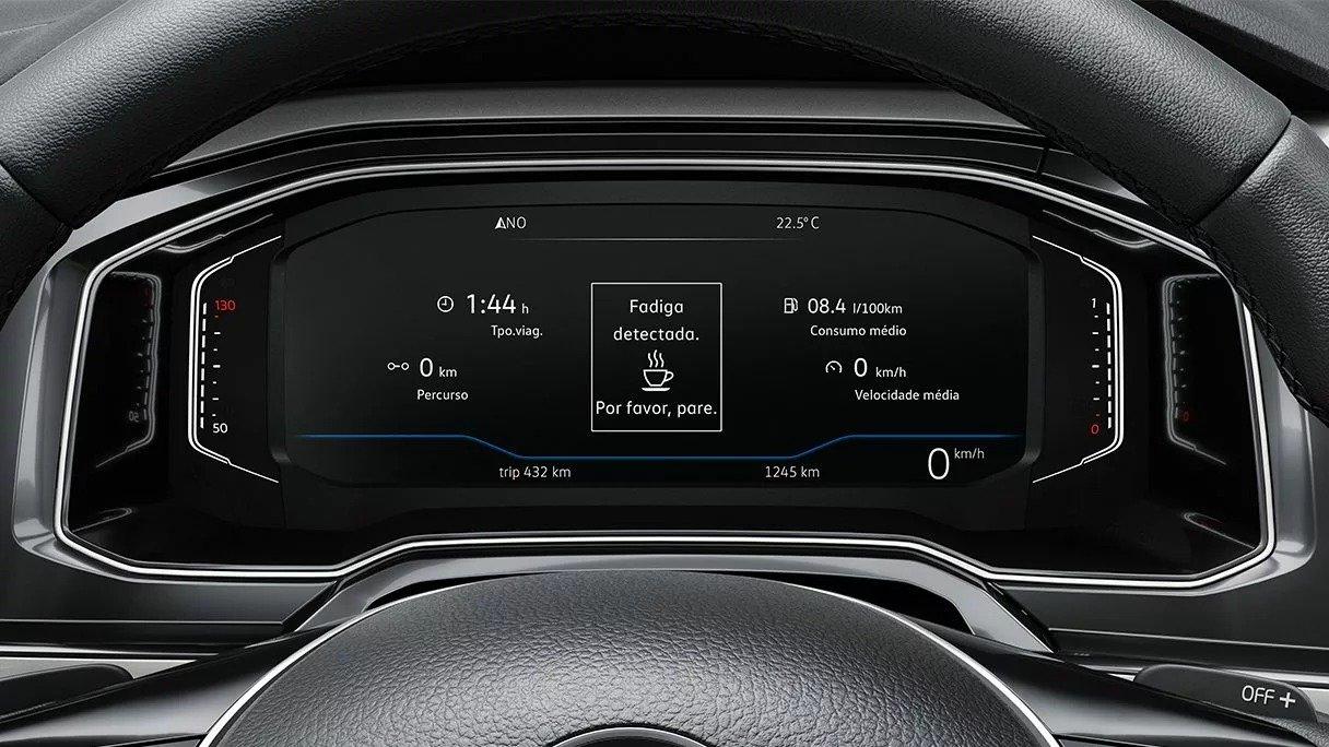 sensor fadiga alerta motorista