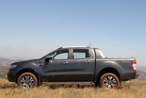 ford ranger limited 2347