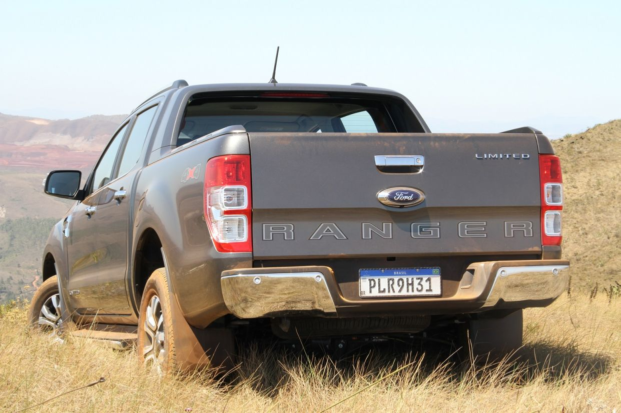 ford ranger limited 2357