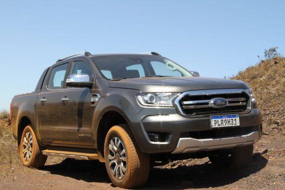 ford ranger limited 2365