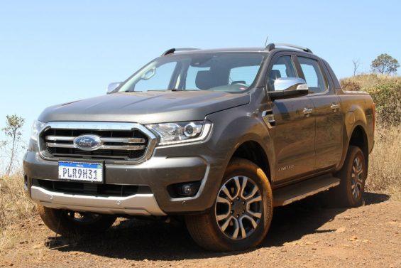 ford ranger limited 2383