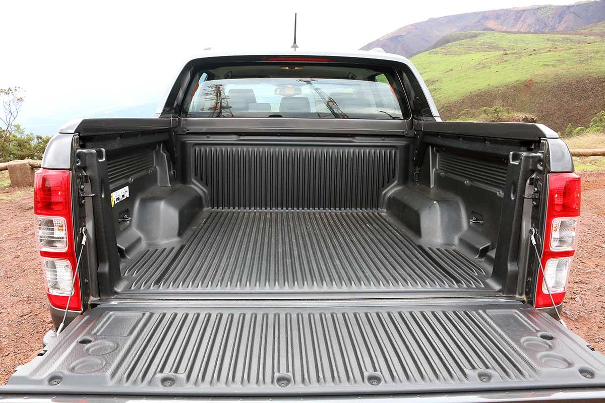 ford ranger limited 2020 3