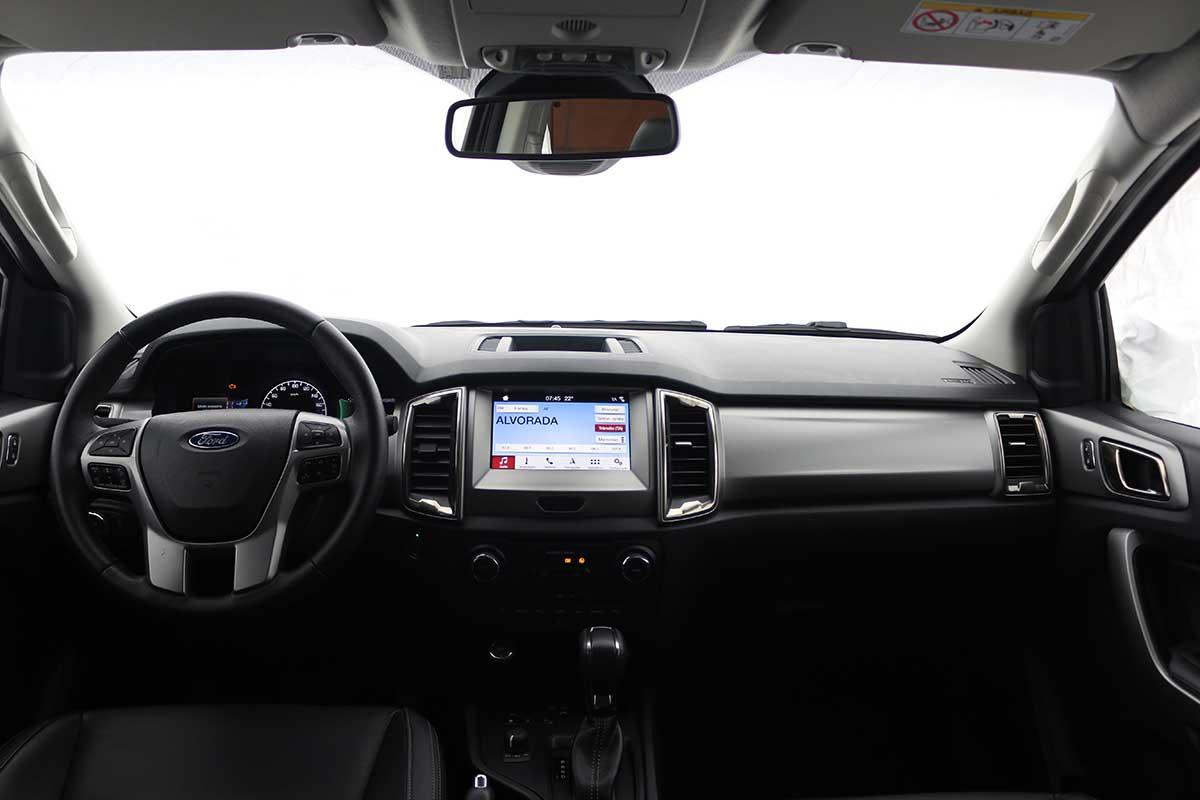ford ranger limited 2020 11