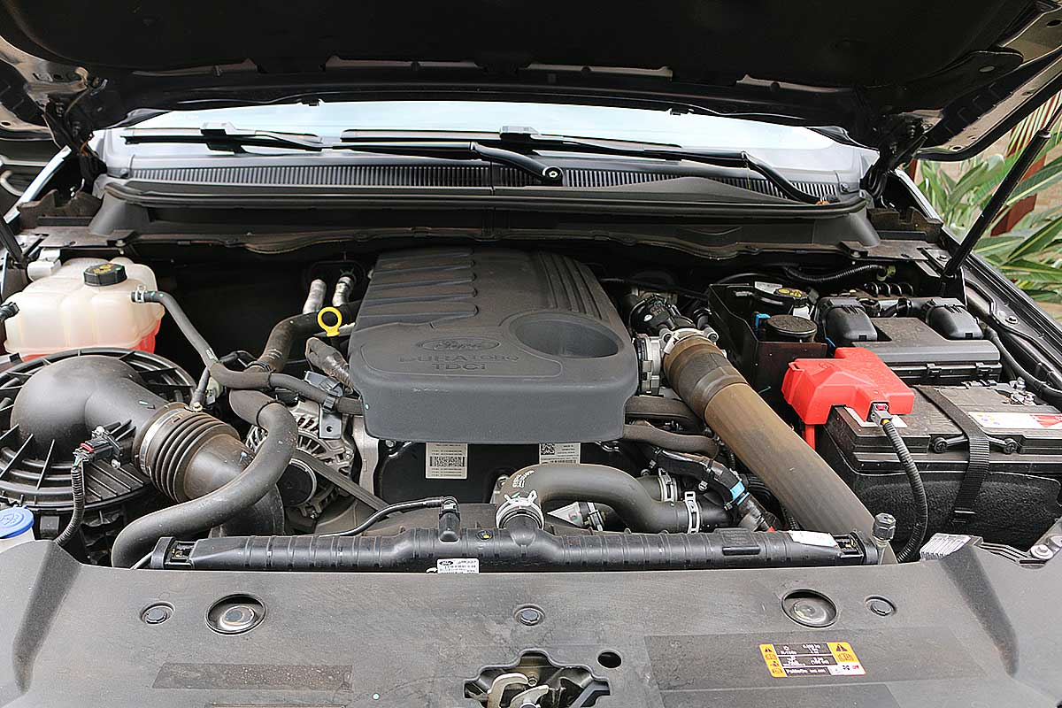 ford ranger limited 2020 23