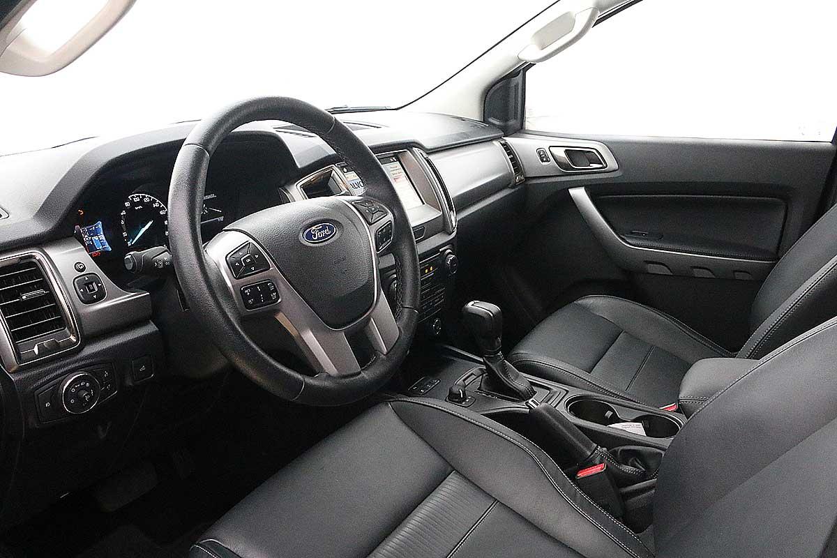 ford ranger limited 2020 14