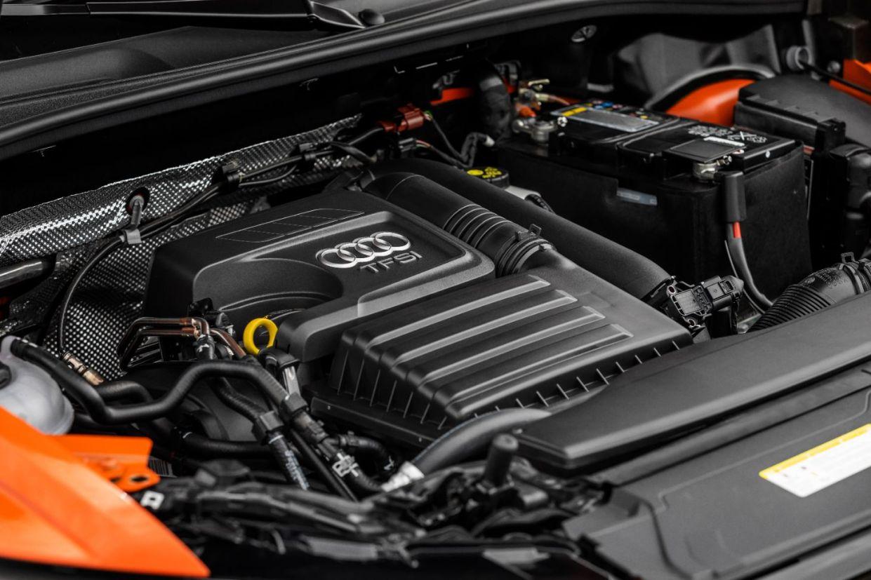 motor turbo audi q3
