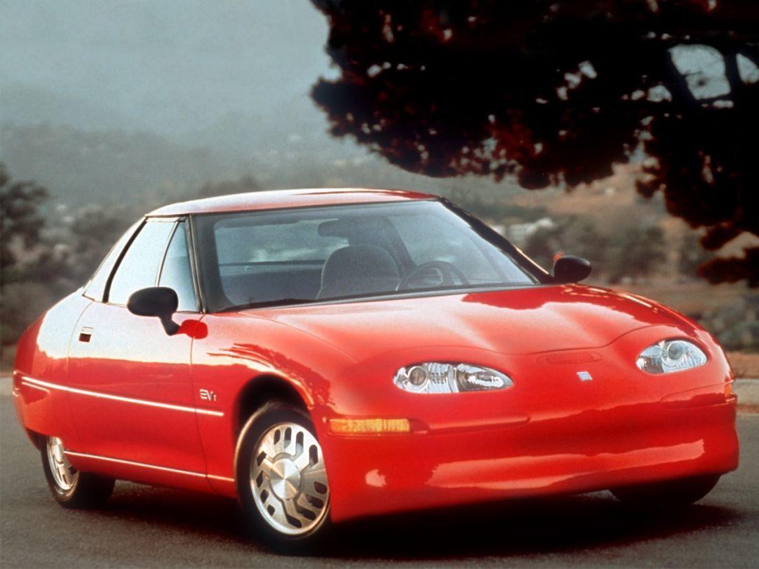 gm-ev1 Carros fracassados: 10 fiascos da indústria automobilística