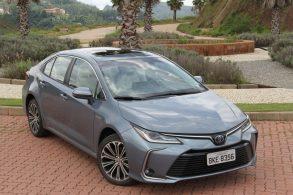 Os 10 carros mais vendidos do mundo em 2020