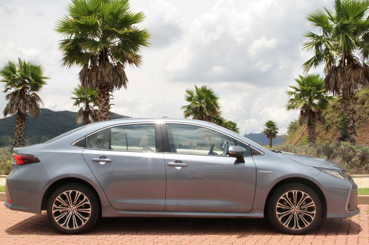 Novo Corolla Híbrido Foto Alexandre Carneiro | AutoPapo