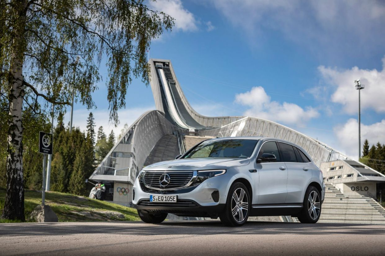 Mercedes-Benz EQC 400 4MATIC