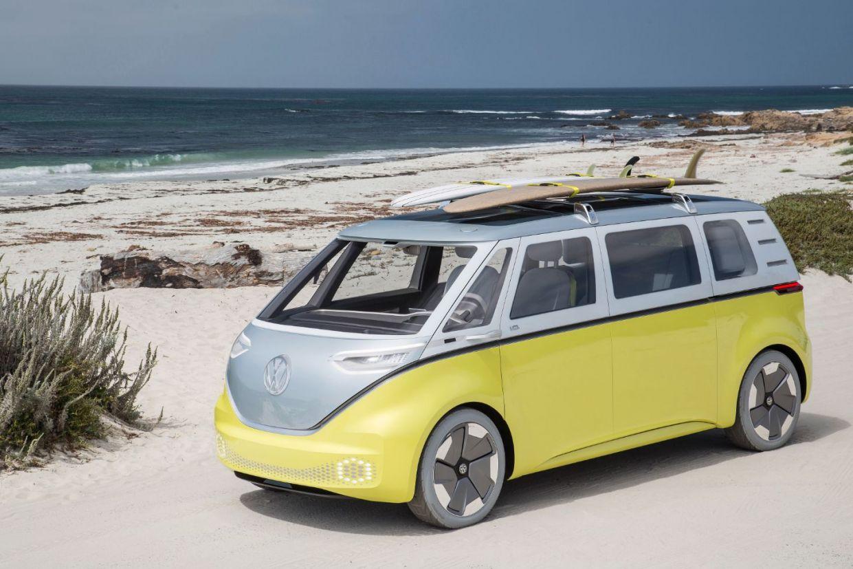 VW I.D. Buzz, a nova Kombi