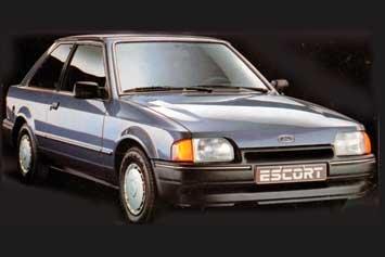 Ford Escort GL 1987