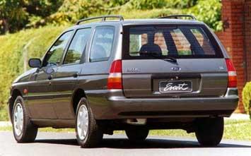 escort station wagon