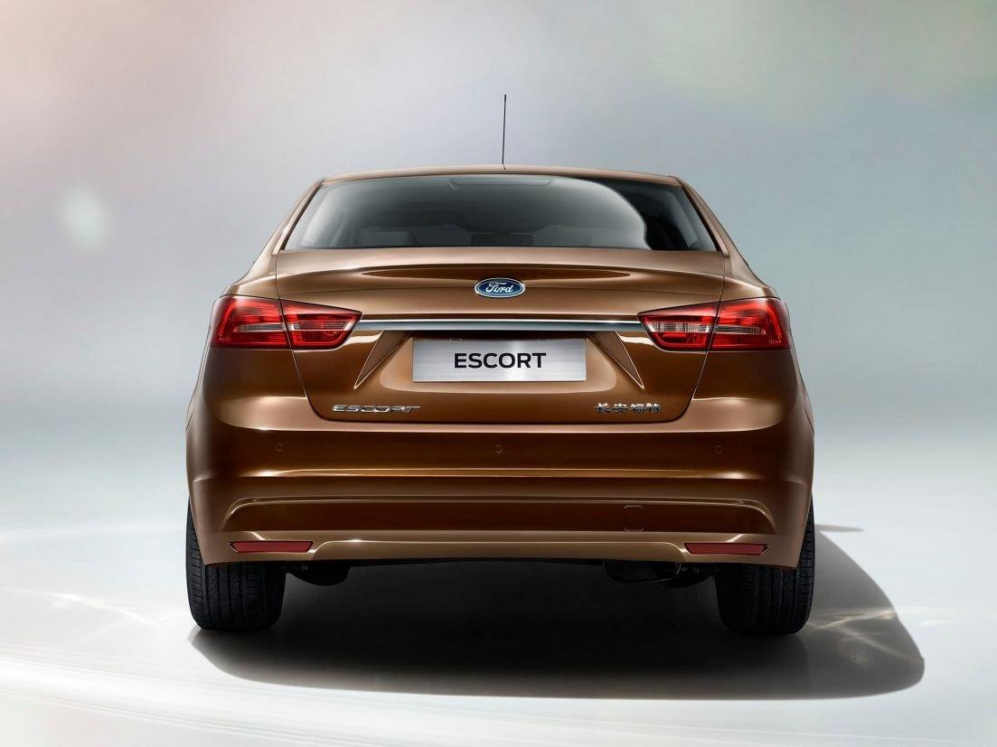 Ford Escort chinês 2020