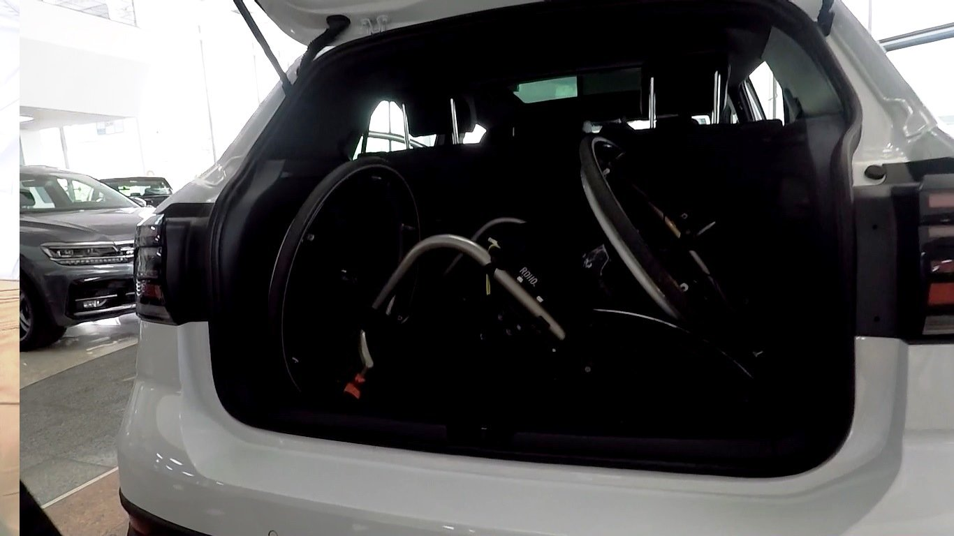 Porta-malas bom para PcD: VW T-Cross Foto Alessandro Fernandes | Divulgação
