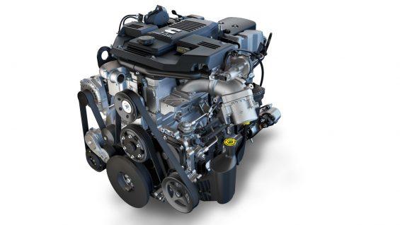 ram 2500 2020 motor cummins diesel