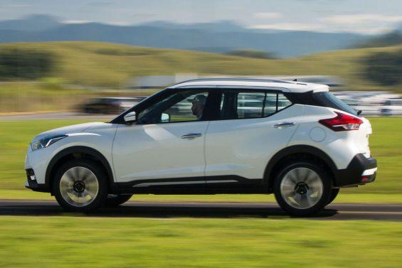 Nissan kicks sl linha 2020