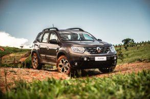 Veja como anda o Renault Duster 1.3 turbo 4WD (que o Brasil não terá)