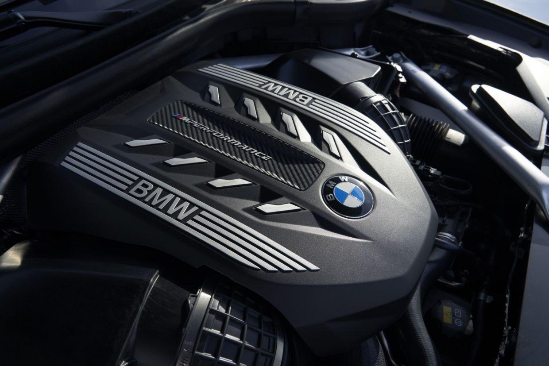bmw x6 2020 motor