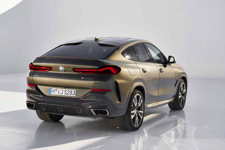 Retoques na carroceria e novo motor contemplam versão única do SUV com estilo de cupê, BMW X6, que já está à venda no país.