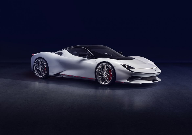 pinninfarina battista carros esportivos eletricos