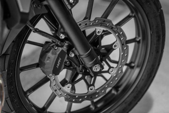 Roda da Honda CB 500X 2020
