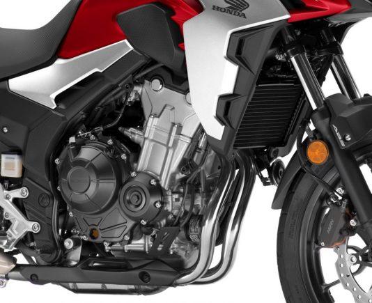 Honda CB 500X 2020 motor