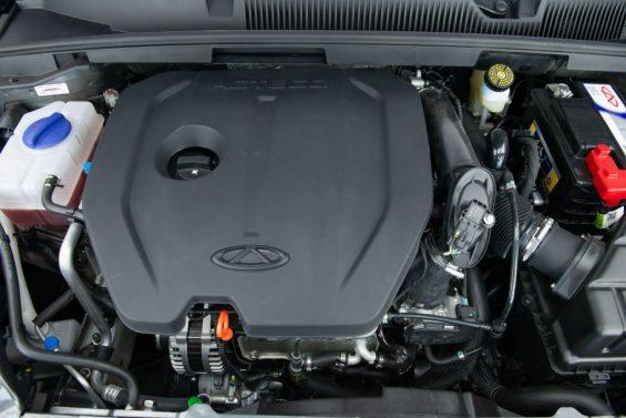 caoa chery arrizo5 2021 motor 1 5 turbo 2