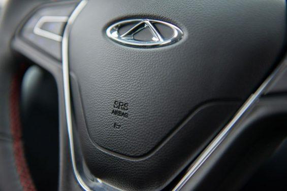 caoa chery arrizo5 2021 airbag do motorista