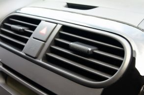 duto ar condicionado carro higienizacao painel
