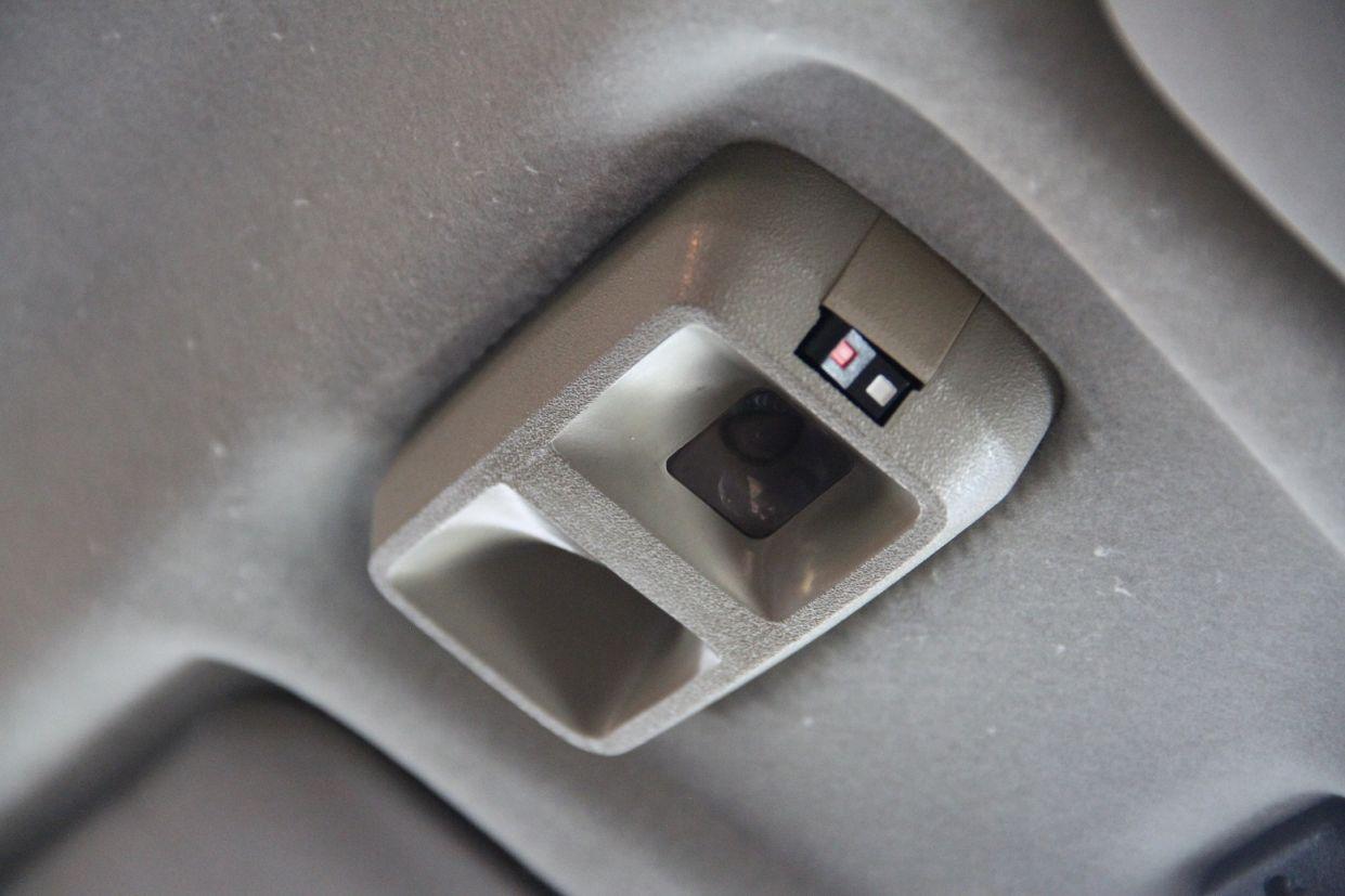 equipamentos para carro luzes de leitura gm