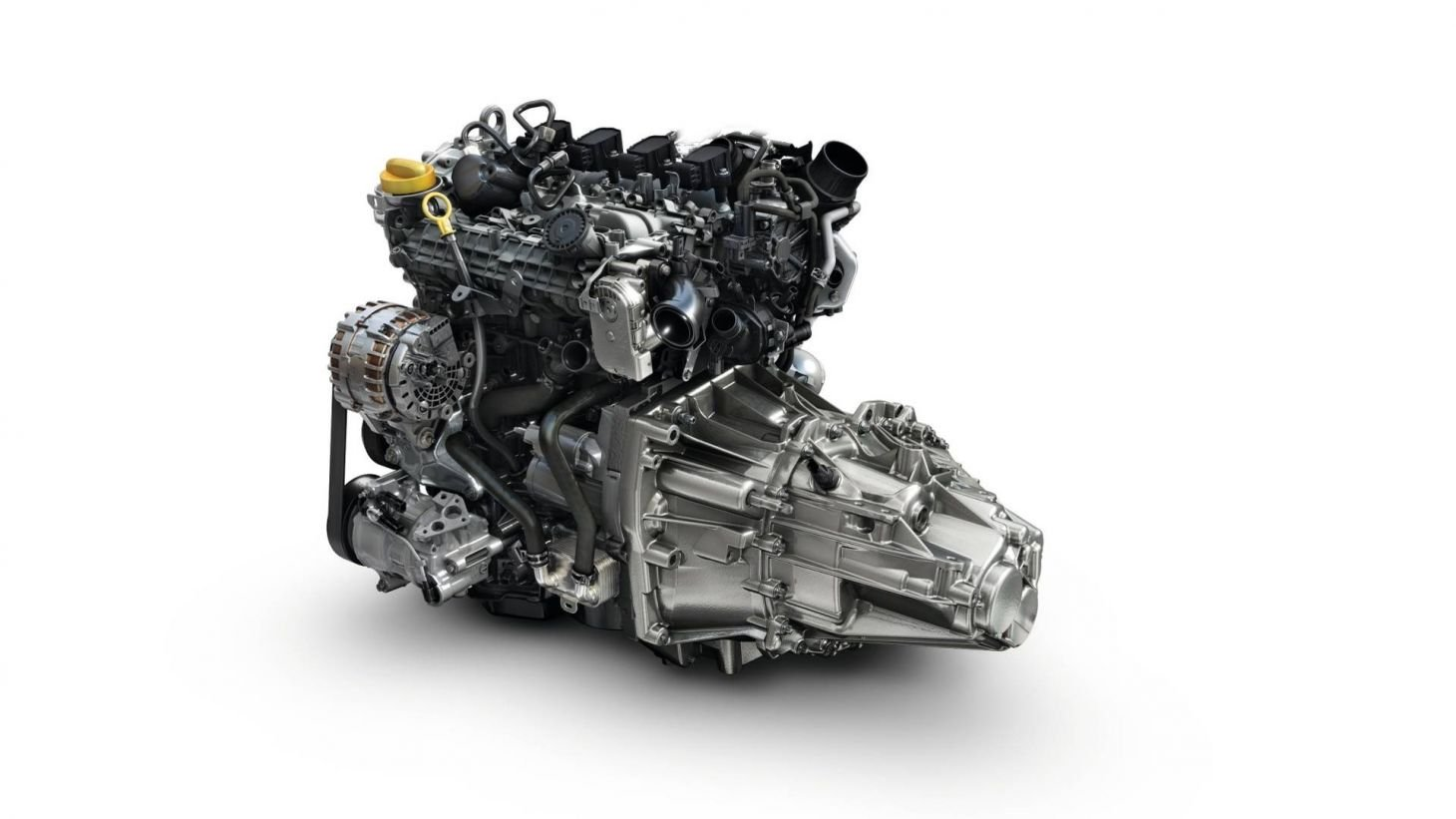 Novo motor 1.3 turbo fruto da parceria Renault-Mercedes que está no Captur Russo