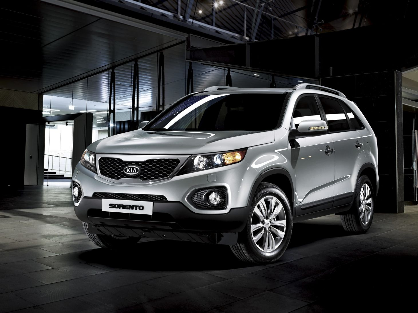 kia_sorento_2012 Carros automáticos usados até R$ 50 mil: 10 opções
