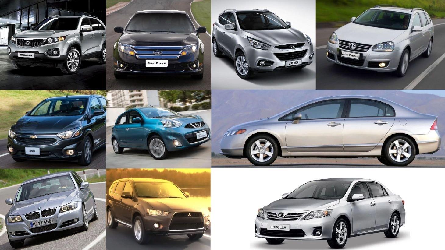 montagem 10 carros automaticos ate 50 mil